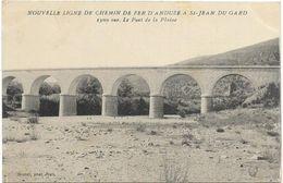 30. LIGNE DE CHEMIN DE FER D ANDUZE - Anduze