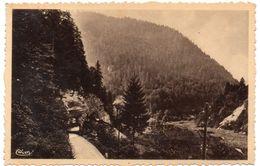 Doubs - CHARQUEMONT - Les Gorges Du Doubs - France