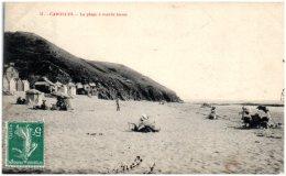 50 CAROLLES - La Plage à Marée Basse    (Recto/Verso) - Autres Communes