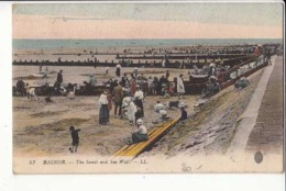 Angleterre -Sussex - Bognr - The Sands And Sea Wall  -  Achat Immédiat - Bognor Regis