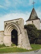 MONTMOREAU. - L'Eglise De St-Laurent De Belzagot - France
