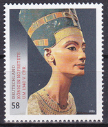 Timbre-poste Neuf** - Trésors Des Musées Allemands Buste De La Reine Néfertiti - N° 2797 (Yvert) - RFA 2013 - [7] Federal Republic