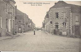 LIVRE LA TOUCHE. ROUTE DE MERAL - France