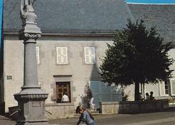 MONTBOUDIF. - Maison De G. Pompidopu Et La Fontaine. Cliché Rare - Francia