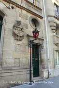 Paris VII (75)- Caserne De Pompiers: Rue Mallar (EDITION à TIRAGE LIMITE) - District 07