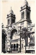 TUNISIE  TUNIS La Cathédrale (Grands Magasins)  *PRIX FIXE - Tunisie