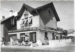 74. ANNEMASSE.  HOTEL AU BON ACCUEIL - Annemasse