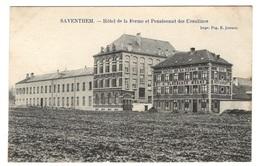 BELGIQUE - SAVENTHEM Hôtel De La Ferme Et Pensionnat Des Ursulines - Zaventem