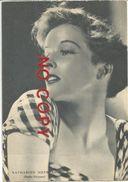 Hepburn Katharine, Cinema, Attrice Americana. Milano 19.12.1939, Viaggiata Per Posta Per Bologna. - Actors