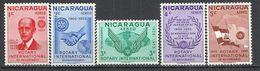 NICARAGUA 1955 - ROTARY INTERNATIONAL - MNH MINT NEUF NUEVO - Rotary, Lions Club