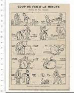 Humour Années 1930' - Repassage Du Linge Blanchisserie Blanchisseur En Inde ?? Fer à Repasser Animal éléphant    209PF3 - Non Classés