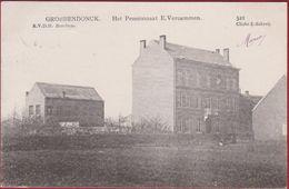 Grobbendonk Grobbendonck Het Pensionnaat E. Vercammen 1909 Edit. Em. Schrey (zeer Goede Staat) - Grobbendonk