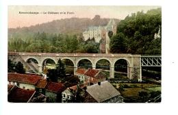 Remouchamps - Le Château Et Le Pont. - Aywaille
