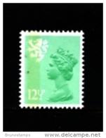 GREAT BRITAIN - 1982  SCOTLAND  12 1/2 P. MINT NH  SG  S38 - Regionali