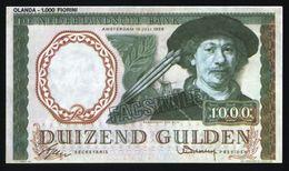 1000 Gulden (lot N°613) - [6] Fictifs & Specimens