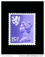 GREAT BRITAIN - 1982  SCOTLAND  15 1/2 P. MINT NH  SG  S41 - Regionali