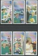 Guernsey Guernesey  2002 Yvertn° 935-940 *** MNH Cote 12,50 Euro - Guernsey