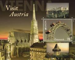 EUROPA 2012 // Autriche - Visitez  // BF NEUFS - MNH - Europa-CEPT