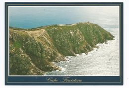 Capo Fisterra -  Cabo Finisterre - Vista Aerea. - La Coruña