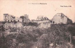 CPA 88 Ferme De La Pêcherie - France