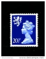 GREAT BRITAIN - 1983  SCOTLAND  20 1/2 P. MINT NH  SG  S46 - Regionali