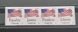 United States, 2012, Sc: 4637/40 (MNH) - Estados Unidos