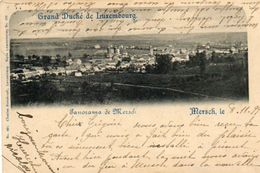 LUXEMBOURG       MERSCH             Panorama ... - Altri
