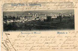 LUXEMBOURG       MERSCH             Panorama ... - Postkaarten