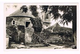 CARTE POSTALE  MORBIHAN 56 - SAINT-GILDAS-DE-RHUYS EGLISE DU XIIe SIÈCLE - GABY - Other Municipalities