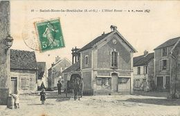 SAINT-NOM-LA-BRETECHE HOTEL RUSSE ATTELAGE CHEVAL 78 - St. Nom La Breteche
