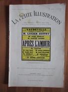 La Petite Illustration Revue Hebdomadaire,  N°197 ( Théâtre N°121 Nouvelle Serie), 7 Juin 1924 - Autres
