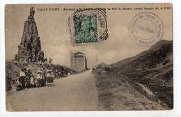 Vallée D'Aoste - 73 - Savoie - Col Du Petit Saint Bernard - France
