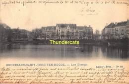 CPA BRUXELLES  SAINT JOSSE TEN NOODE LES ETANGS - St-Josse-ten-Noode - St-Joost-ten-Node
