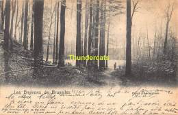 CPA BRUXELLES LES ENVIRONS DE FORET D'AUDERGHEM NELS SERIE 11 NO 168 - Auderghem - Oudergem