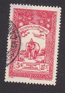 Cambodia, Scott #32, Used, Elephant, Issued 1954 - Cambodia