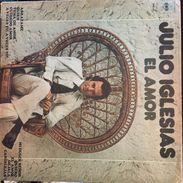 LP Argentino De Julio Iglesias Año 1975 Portada Carpeta - Vinyl Records