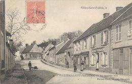 VILLIERS-SAINT-FREDERIC GRANDE RUE 78 - France