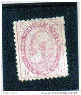B - 1887 Tonga - Tonga (1970-...)