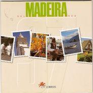 Portugal ** & Carteira Anual Da Madeira, Tudo Em Selos 1997 (868) - Other