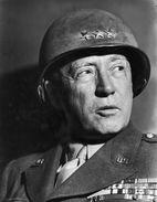 Militaria WW2   - Portrait Du Général Patton - 1939-45