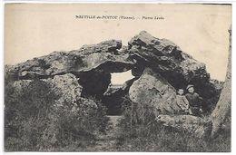 PIERRE LEVEE - Neuville De Poitou - Dolmen & Menhirs