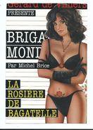 PIN UP TENUE SEXY COUVERTURE POLAR BRIGADE MONDAINE Collection Présentée Par Gérard De Villiers  La Rosière De Bagatelle - Pin-Ups