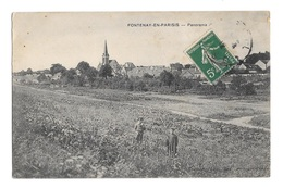 (15215-95) Fontenay En Parisis - Panorama - Goussainville
