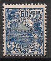Nouvelle Calédonie - 1922-28 - N°Yv. 120 - Nouméa 50c - Neuf Luxe ** / MNH / Postfrisch - Ongebruikt
