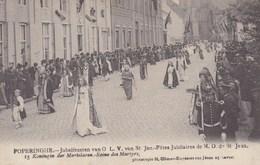 Poperinge, Poperinghe Jubelfeesten Van O.L.V Van Sint Jan (pk36926) - Poperinge
