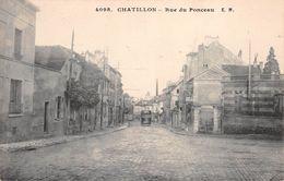 92 - Chatillon - Rue Du Ponceau - Châtillon