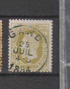 COB 32 Oblitéré GAND Coba +1 - 1869-1883 Léopold II