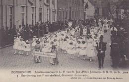 Poperinge, Poperinghe Jubelfeesten Van O.L.V Van Sint Jan (pk36931) - Poperinge