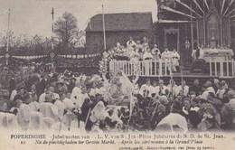 Poperinge, Poperinghe Jubelfeesten Van O.L.V Van Sint Jan (pk36933) - Poperinge