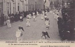 Poperinge, Poperinghe Jubelfeesten Van O.L.V Van Sint Jan (pk36934) - Poperinge